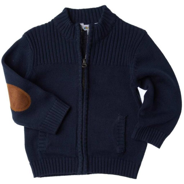 Cardigan pentru baieti Kiabi (Masura 80 (12-18 luni))