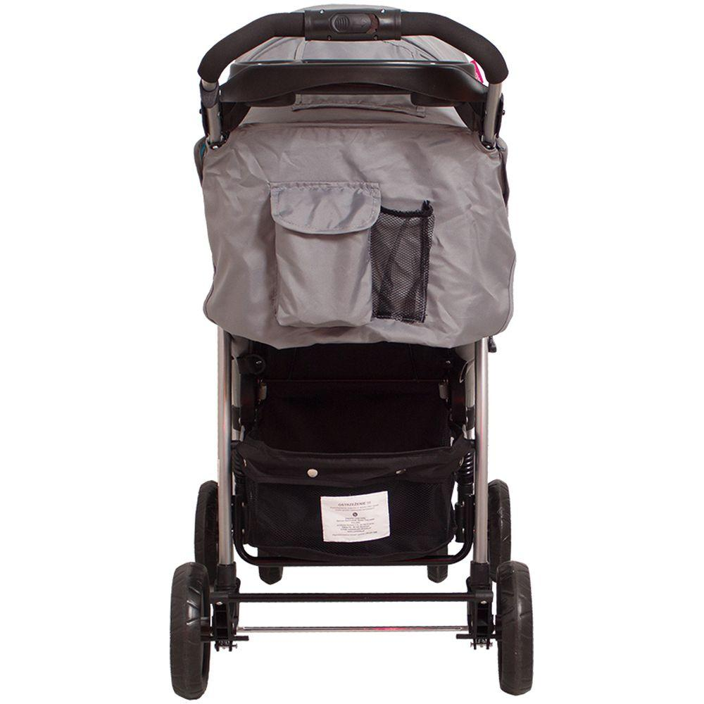 Carucior Blues Coto Baby Grey