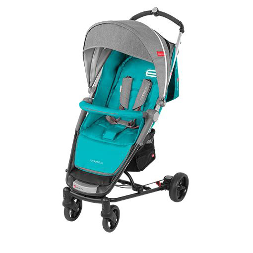 Carucior Sport Espiro Magic Aqua 2016