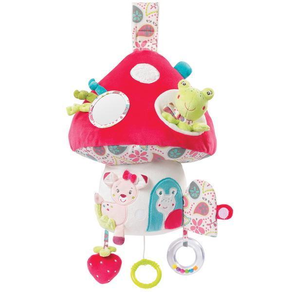 Centru activitati Ciuperca Bambi - Brevi Soft Toys