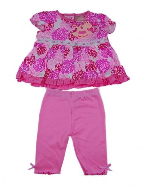 Compleu bluzita si pantalonasi bebe (Masura 68 (3-6 luni))