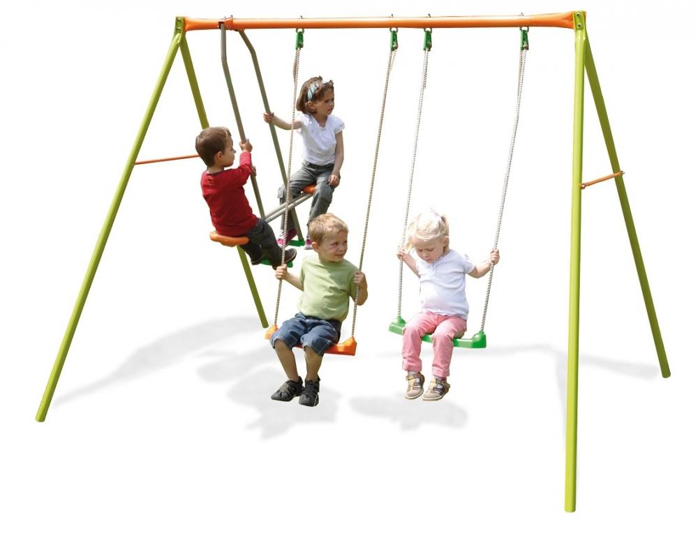 Complex 3 leagane pentru 4 copii Valy