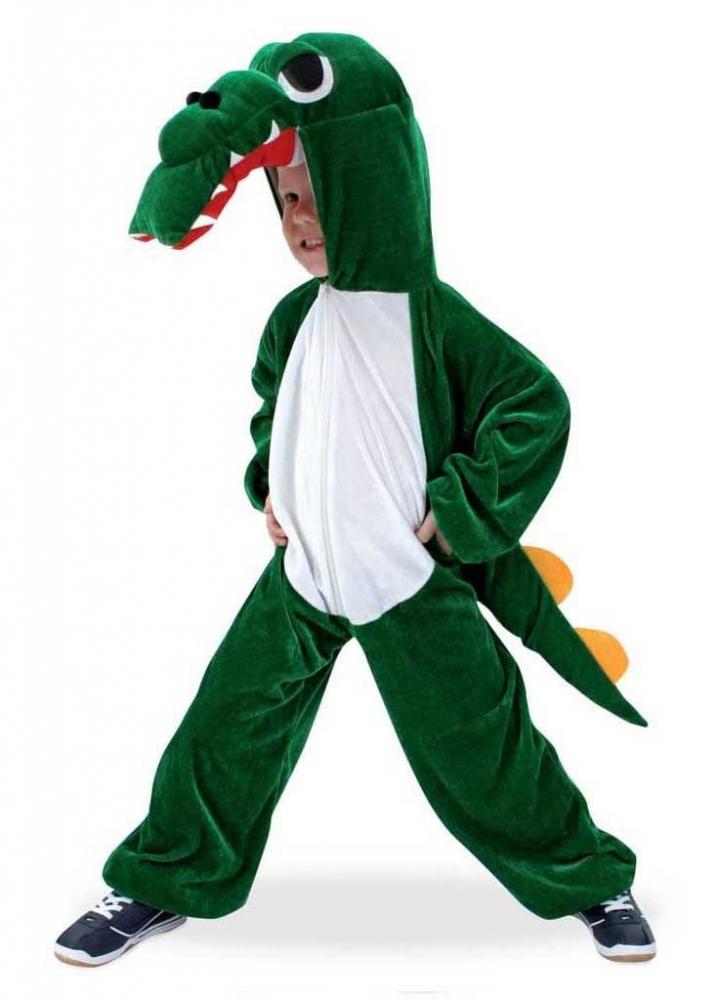 Costum pentru deghizare Crocodil 104 cm