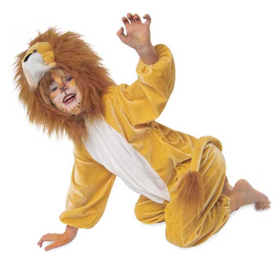 Costum pentru deghizare Leu 104 cm