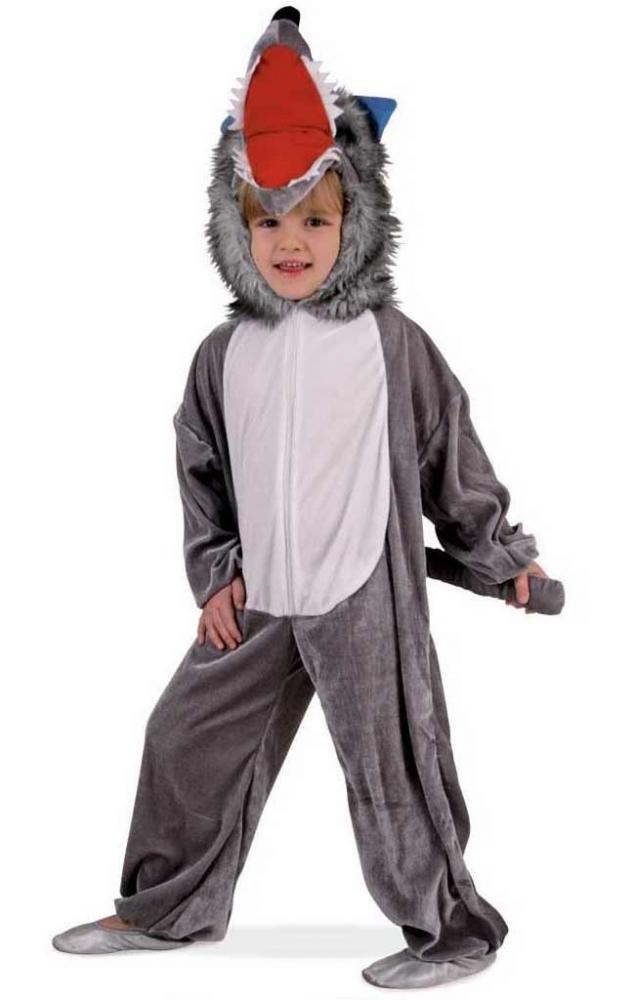 Costum pentru deghizare Lup 104 cm