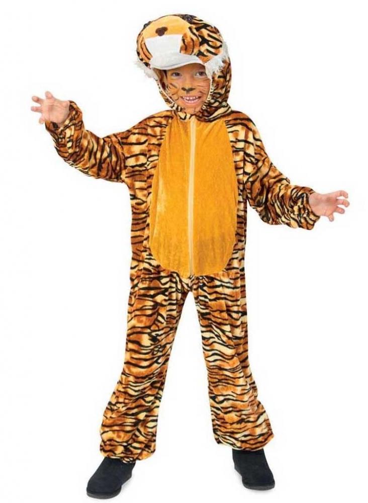 Costum pentru deghizare Tigru 104 cm