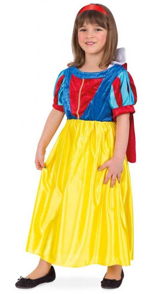 Costum pentru serbare Alba ca Zapada 104 cm