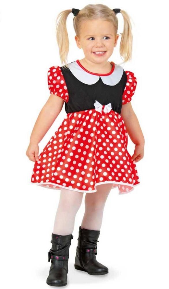 Costum pentru serbare Funny Minnie 98 cm