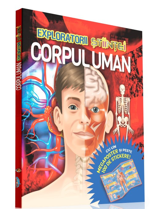 Exploratorii Lumii – Corpul Uman