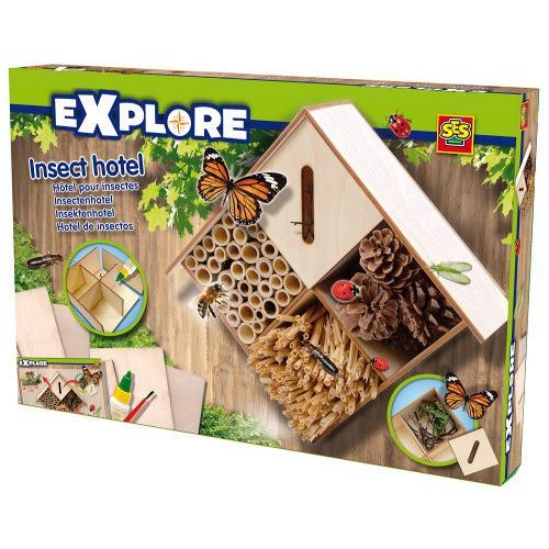 Explore - Hotel pentru Insecte