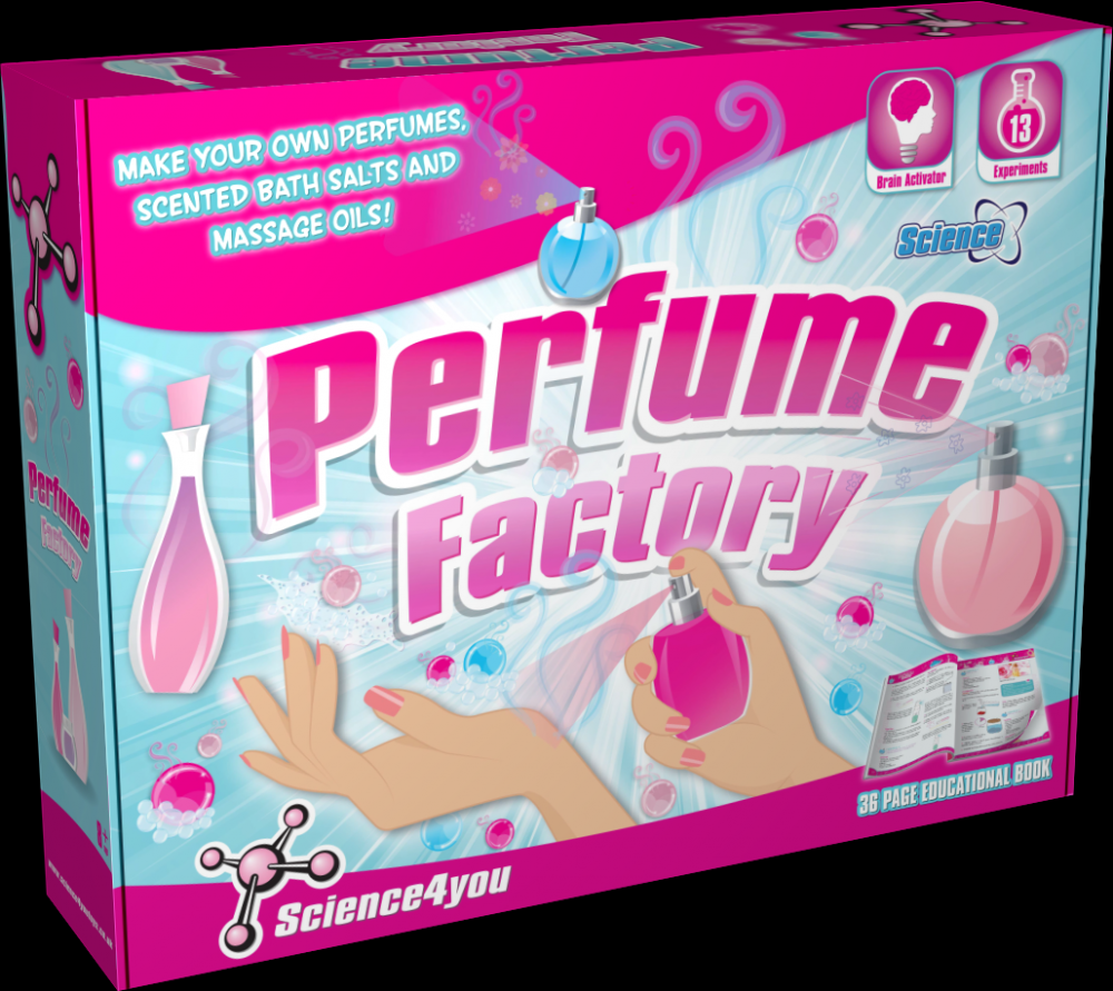 Fabrica de parfumuri delicate