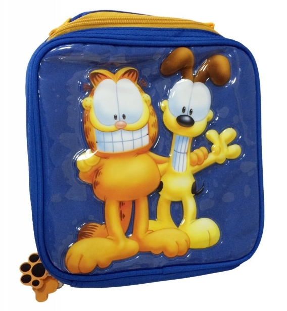 Gentuta pentru pranz Garfield Albastra