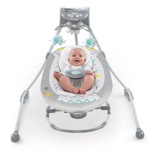Leagan si Balansoar 3 in 1  Cradling Swing Avondale InGenuity