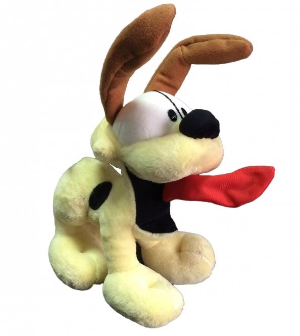 Jucarie de Plus Garfield Odie, 18 cm