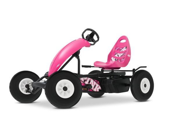 Kart Berg Compact Pink BFR