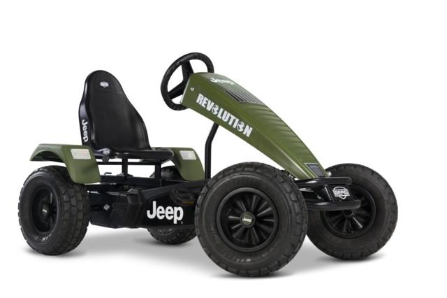 Kart Berg XL Jeep Revolution BFR-3 imagine