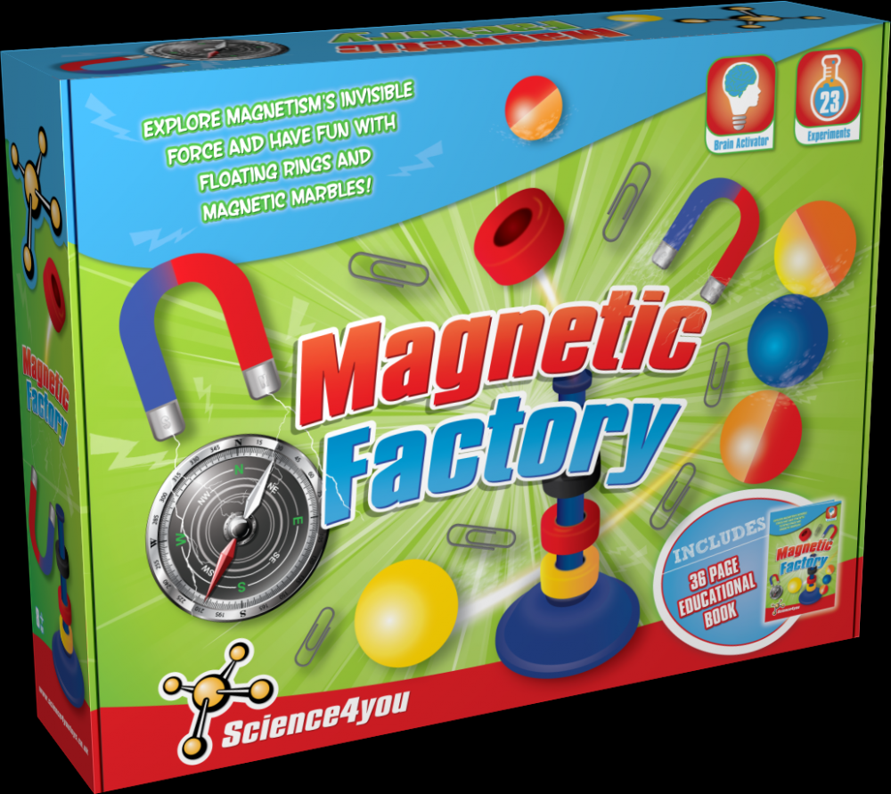 Kit experimente cu magneti