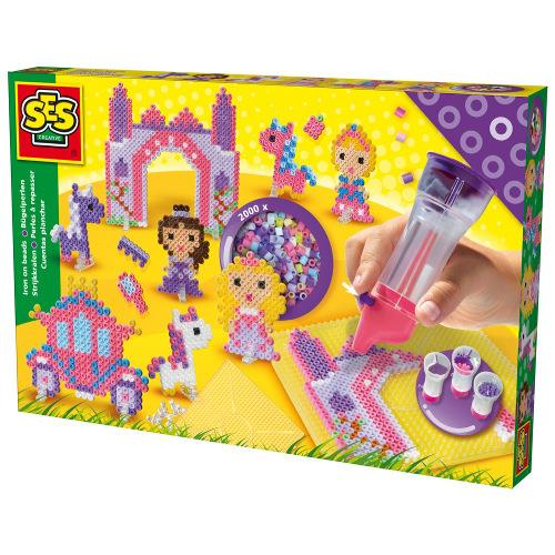 Margele Iron On Beads Mini Princess
