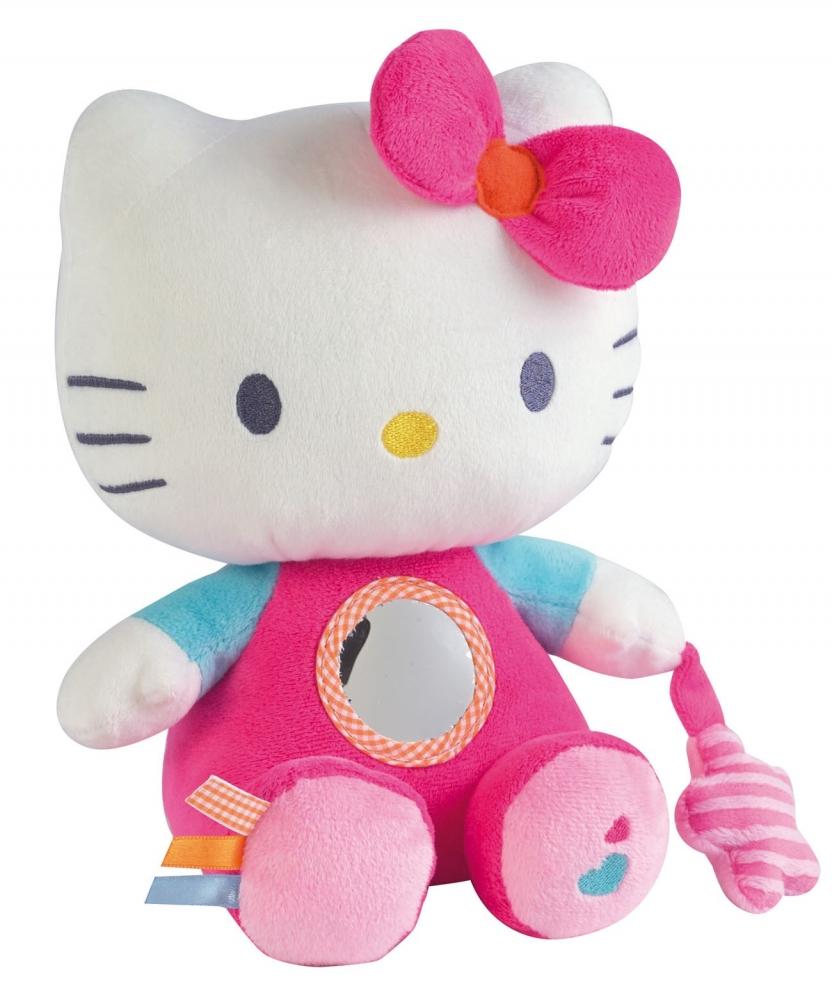 Mascota de plus Hello Kitty Bow