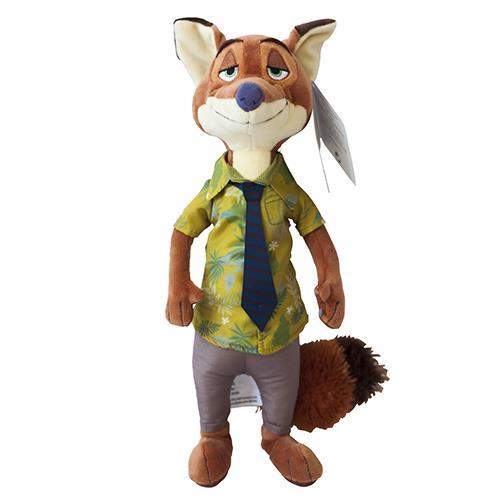 Mascota din Plus Nick Wild 25 cm