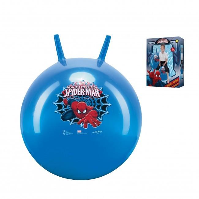 Minge saltareata Kangoroo Spiderman 40-50 cm