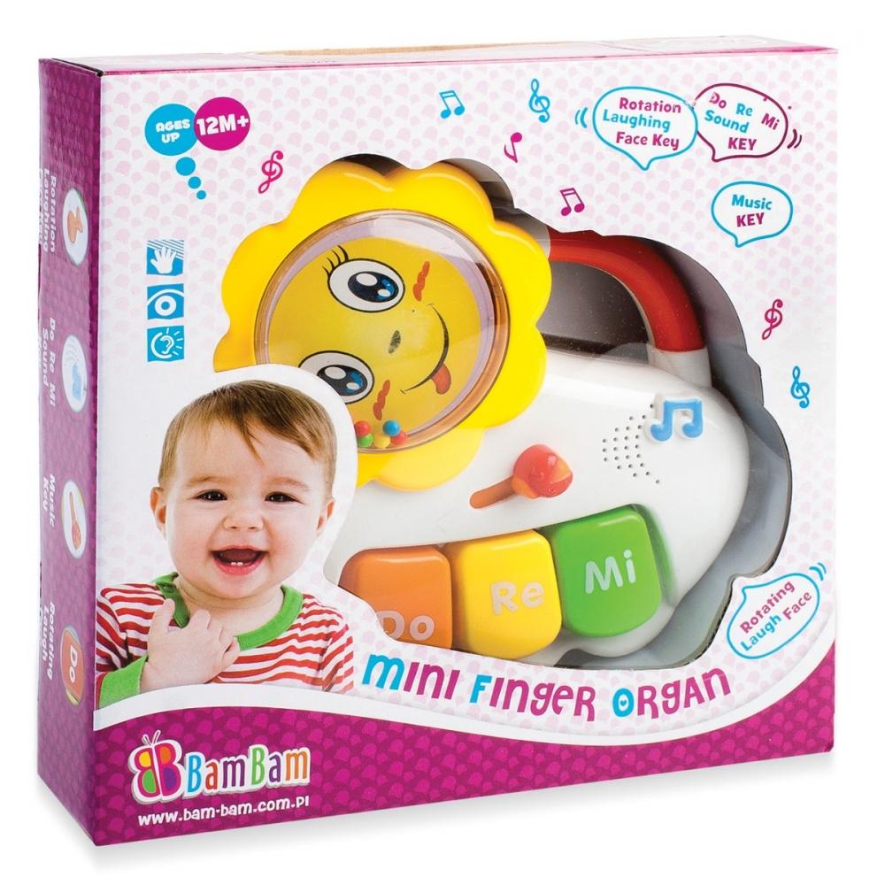 Mini orga muzicala