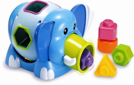 Elefant cu forme Miniland