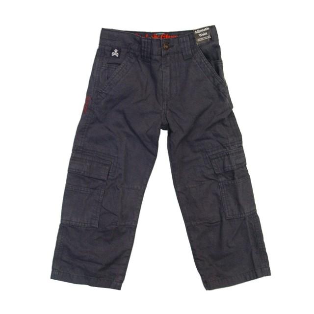 Pantaloni baieti Cargo material bumbac (Masura 104 (3-4 ani))