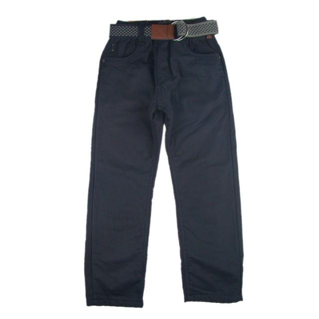 Pantaloni captusiti cu polar Cold Winter bleumarin (Masura 128 (7-8 ani))