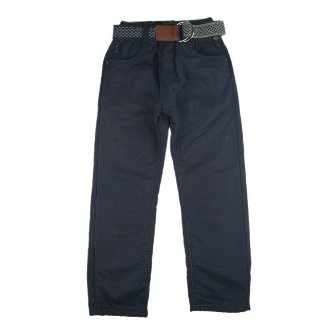 Pantaloni captusiti cu polar Cold Winter bleumarin (Masura 140 (9-10 ani))