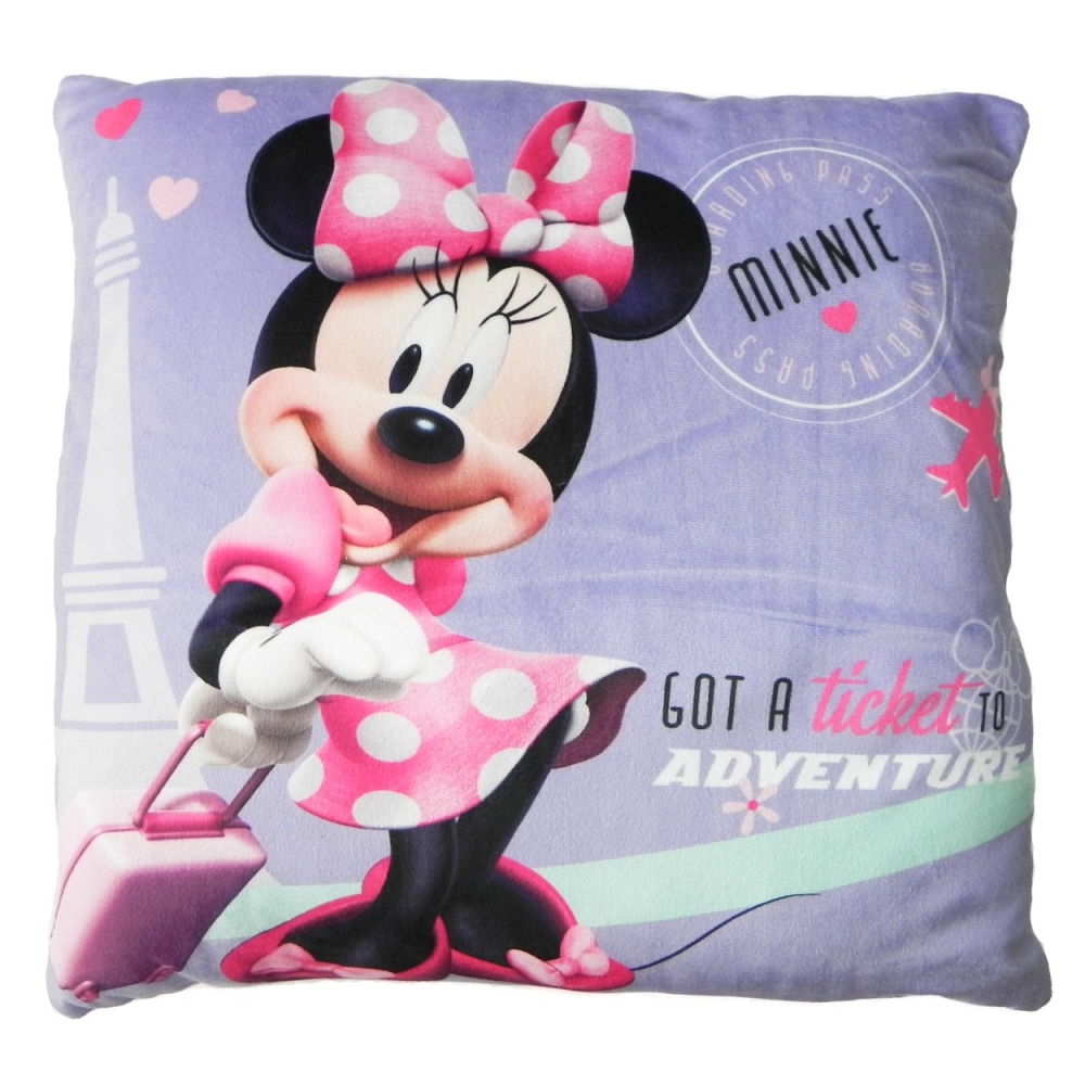 Perna decorativa din plus Minnie Mouse