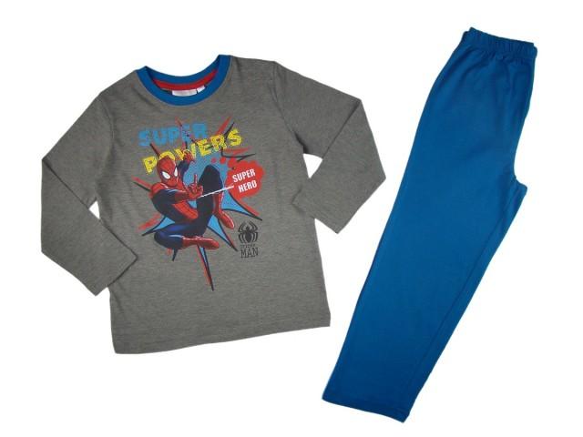 Pijama baieti Spiderman (Masura 128 (7-8 ani))