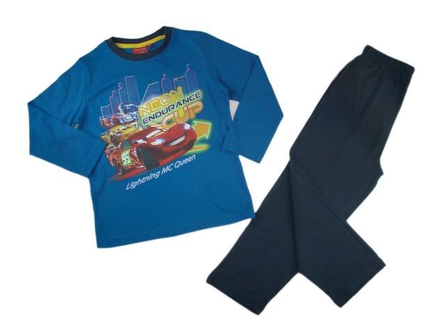 Pijama copii CARS Fulger McQueen (Masura 104 (3-4 ani))