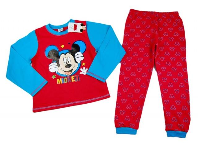Pijama copii Mickey Mouse (Masura 104110 (45 ani))