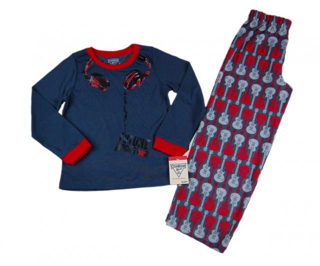 Pijama copii Rock Star (Masura 104 (3-4 ani))