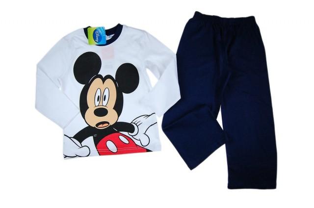 Pijamale baieti Disney Mickey (Masura 98 (2-3 ani))
