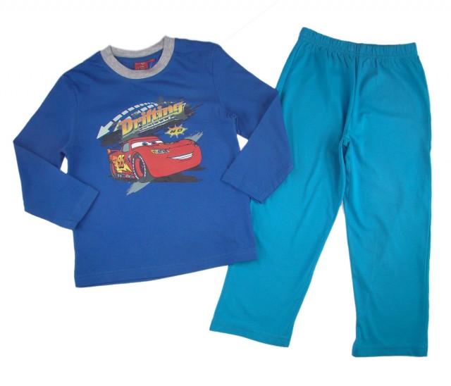 Pijamale copii Cars Drifting (Masura 104 (3-4 ani))