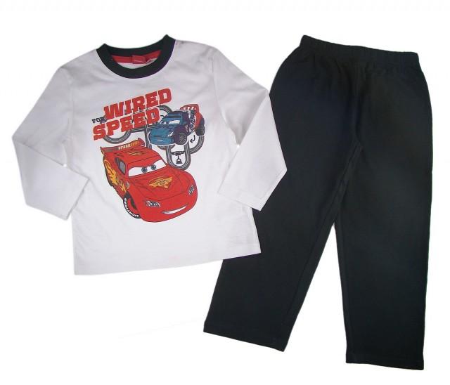 Pijamale copii Cars Piston Cup (Masura 128 (7-8 ani))