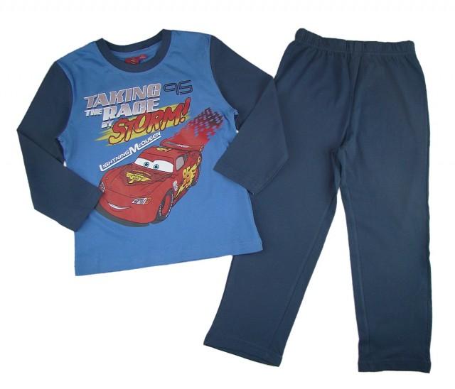 Pijamale copii Disney Cars (Masura 110 (4-5 ani))