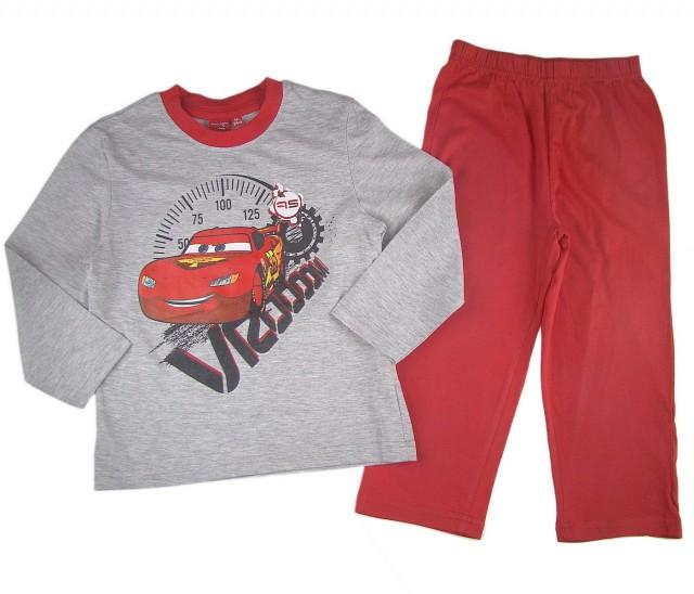 Pijamale copii Disney Cars Race (Masura 98 (2-3 ani))