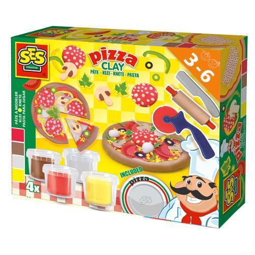 Plastilina Super Clay Pizza
