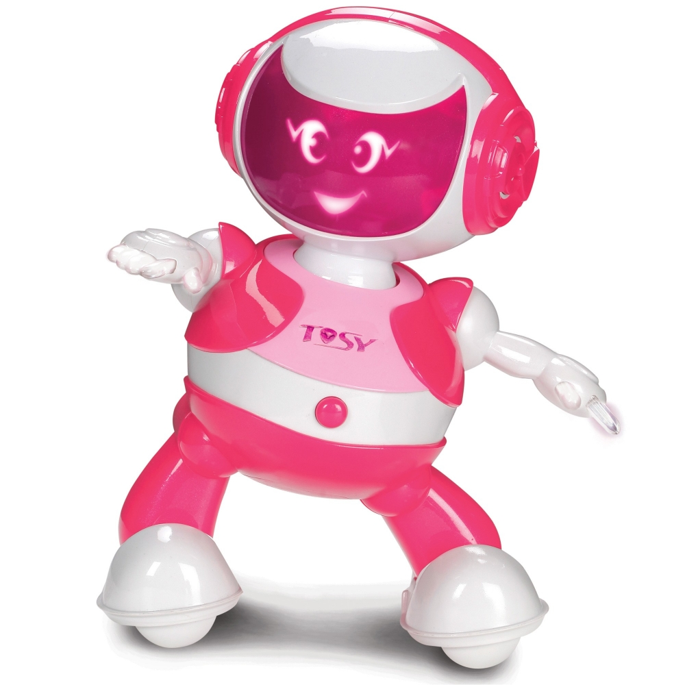 Robotel dansator Disco Robo Roz