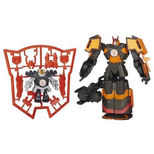 Roboti Transformers RID Minicon Deployers Autobot Drift and Jetsore