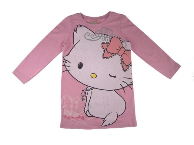 Rochita de noapte Hello Kitty (Masura 128 (7-8 ani))