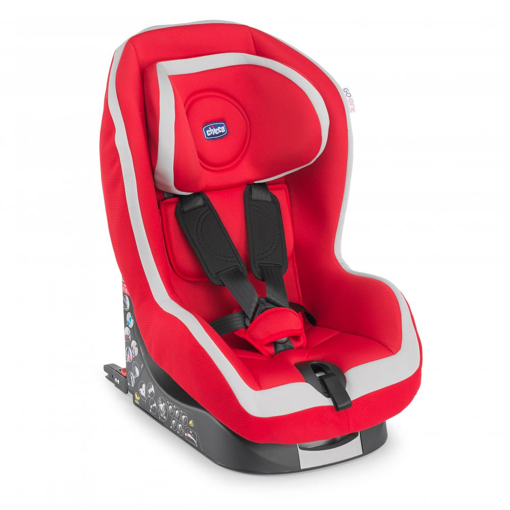 Scaun auto Chicco Go-One Baby Red 12luni+
