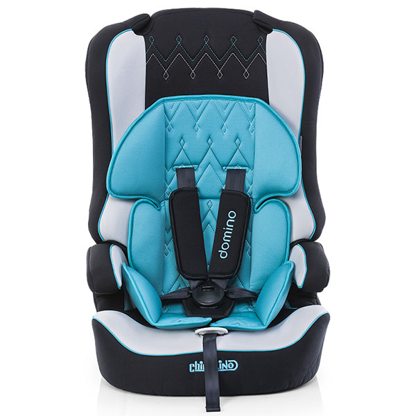 Scaun Auto Chipolino Domino Turquoise 2016