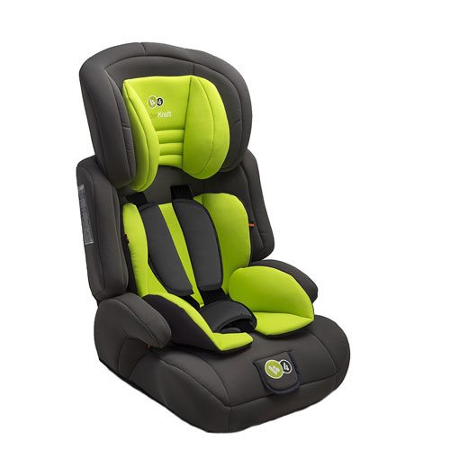 Scaun auto Comfort UP Green 9 imagine
