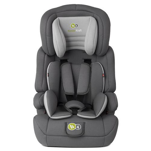KINDERKRAFT Scaun auto Comfort UP Grey 9