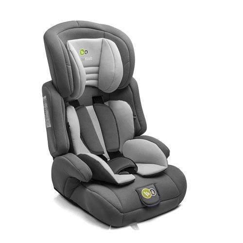 Scaun auto Comfort UP Grey 9
