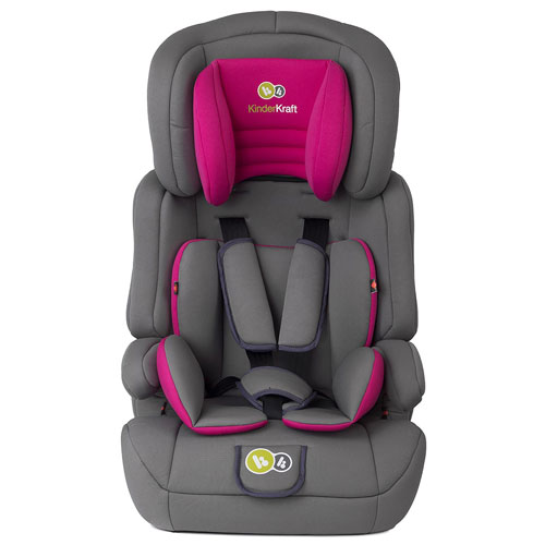 Scaun auto Comfort UP Pink 9